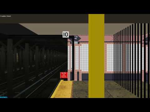 1 Train to Van Cortlandt Park-242 Street