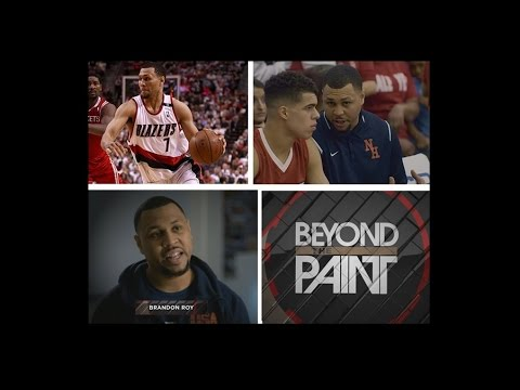NBA Rookie of Year (2007) & 3x All Star -- Brandon Roy coaches #1 team in USA