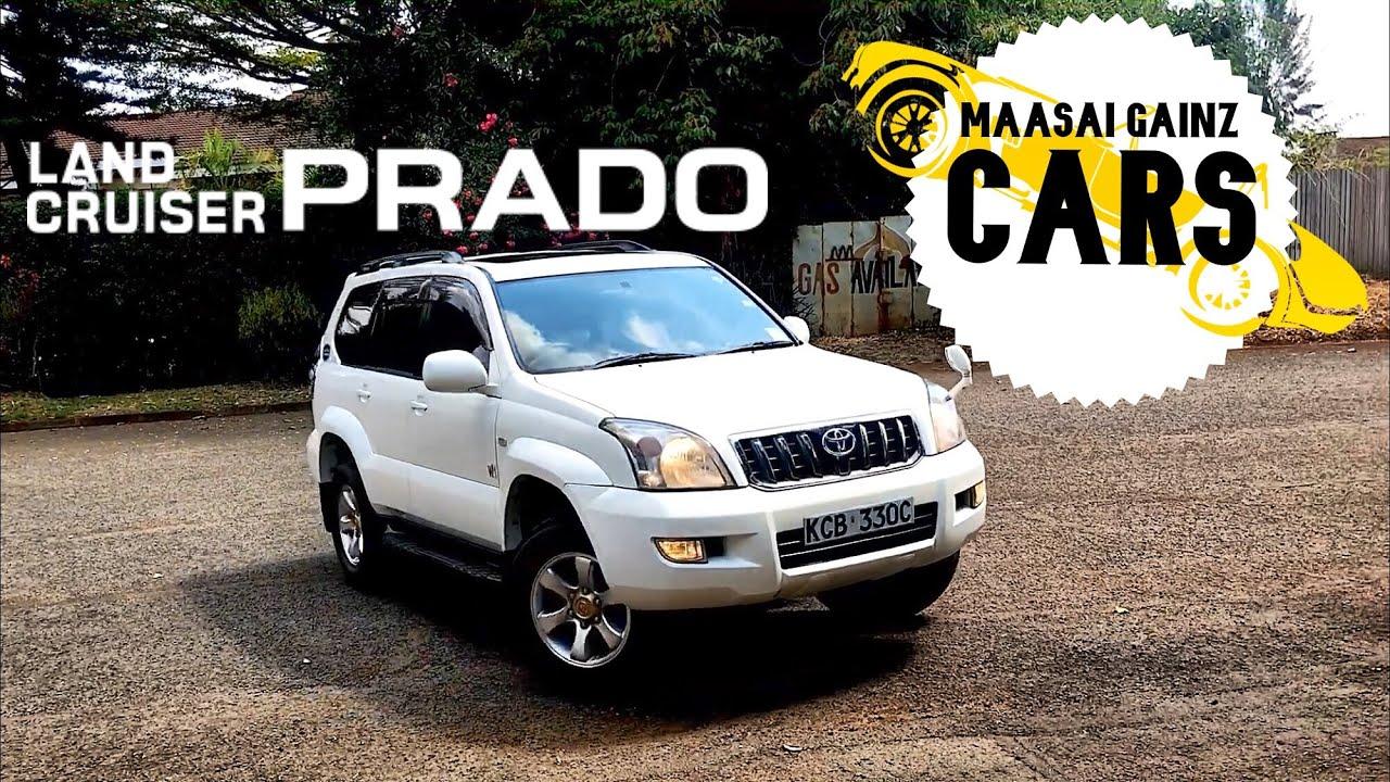 The Best Off-road SUV - 120 Series Prado (Scotty Kilmer Video)