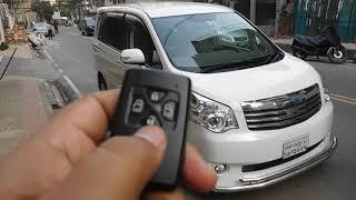 Toyota Noah X Smart Review 2011   Toyota Hiace Review