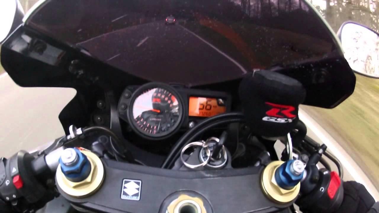 Suzuki Gsxr Acceleration