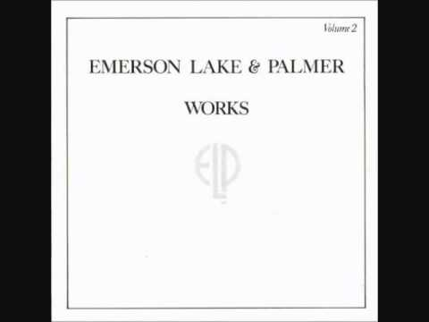 Emerson Lake and Palmer - Honky Tonk Train Blues