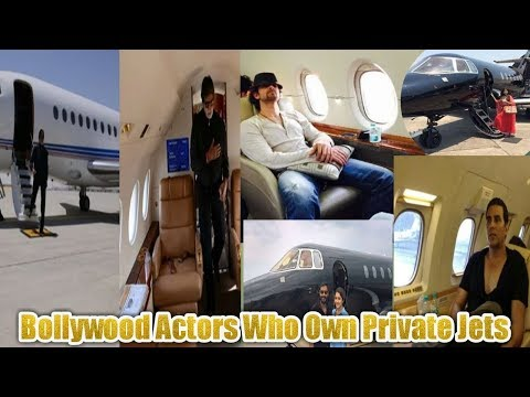 List of Bollywood Actors Who Own Private Jets Mp3