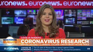 Subscribe to our channel: http://bit.ly/2nhqggnlatests news : http://bit.ly/euronewstopstoriesfollow us on thematic channels:nocomment: https://www.youtu...