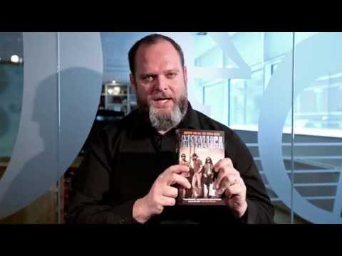 Joel McIver talking about his book Metallica: Justice for All