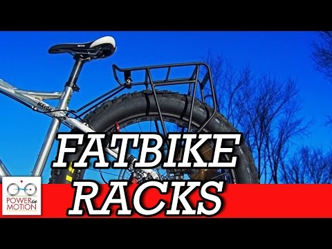 Overview All Kind Of Fat Bike Racks By Power In Motion, Calgary, Alberta, Canada | Fat Bike Calgary