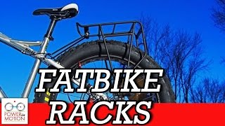 Overview all kind of Fat Bike Racks by Power In Motion, Calgary, Alberta, Canada Fat Bike Calgary