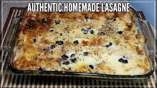 Authentic pizzahut lasagna recipe || quick and easy lasagna recipe ||