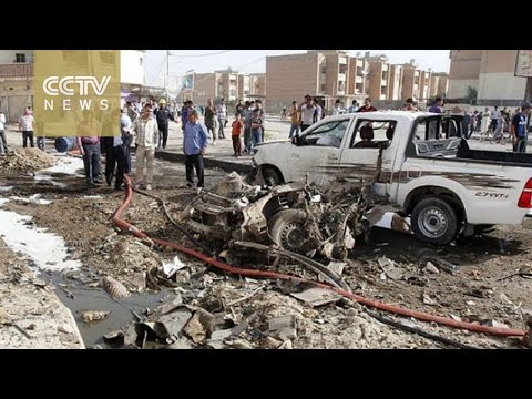 At least 13 killed in twin blasts in Baghdad
