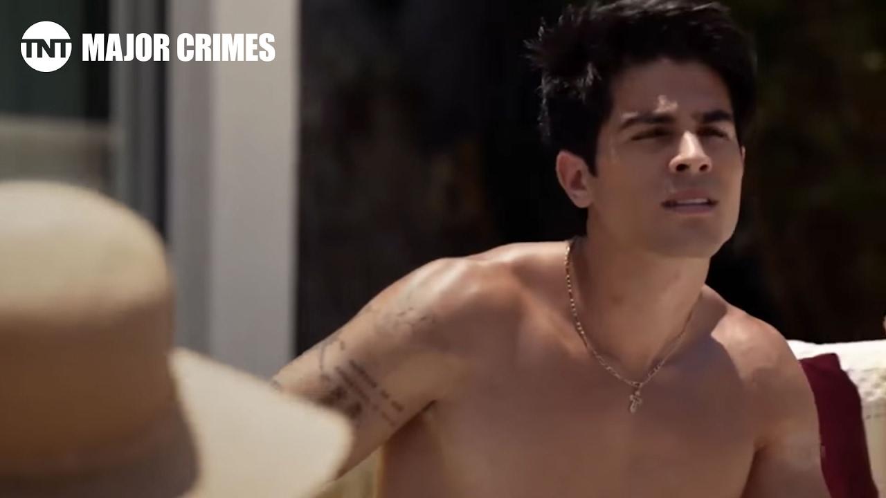 Download Major Crimes: Pool Party- Season 5, Ep. 8 [CLIP] | TNT