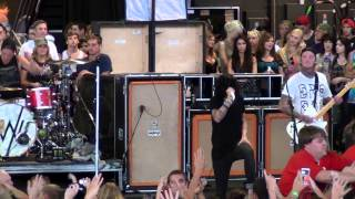 Sleeping With Sirens - Full Set Live At Warped Tour Milwaukee 2013