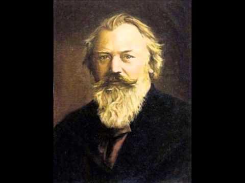 "Brahms ""Piano Trio op 8 (1. Version 1854)(Orchestra-Version)"