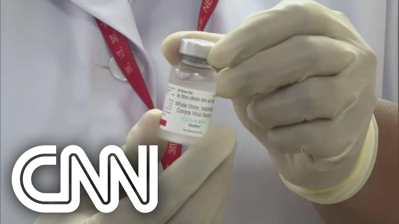 Governo notifica empresa sobre cancelamento de contrato da Covaxin   CNN DOMINGO - YouTube
