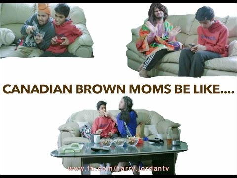 harry jordan Canadian Brown Moms be like ........™