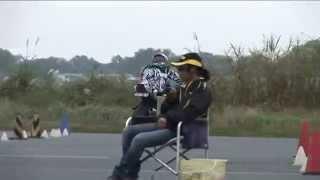 2014 11 2 Dunlop Moto Gymkhana Koto 選手 GSX-R750 heat 2