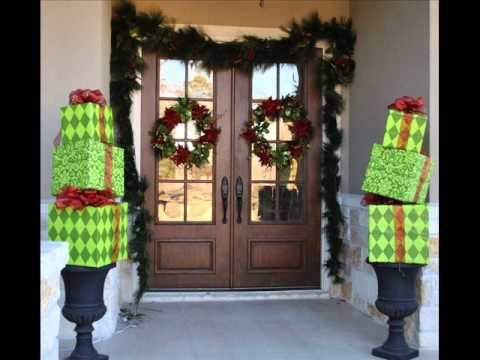 christmas door decorations i best christmas door decorations - Best Christmas Door Decorations