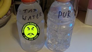 Poison Tap Water - Proof It
