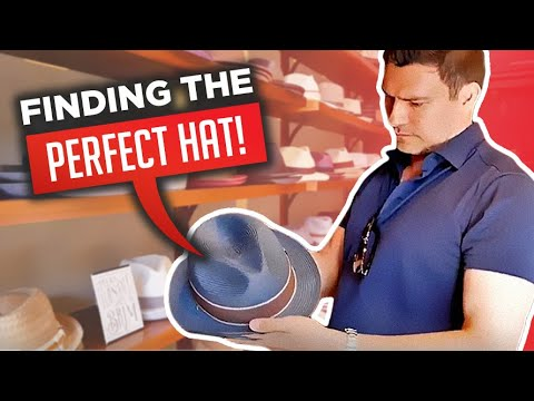 Ultimate Guide To Hats For Men (How To BUY The Right Hat For YOU!)