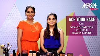Ace Your Base With Nykaa Cosmetics' In-House Beauty Expert