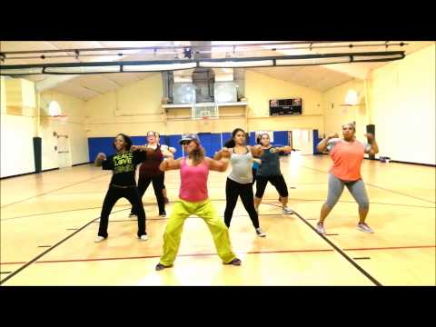 Me Niegas by Baby Rasta y Gringo. Dance Fitness with Erika Rivere