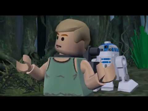 Lego star wars ii cutscenes part 2 youtube - Croiseur interstellaire star wars lego ...