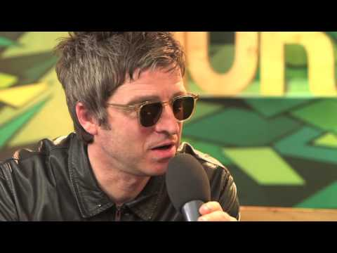 Noel Gallagher talks about how he started to play the guitar&what music means to him.