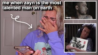 "zayn ""better"" song and mv reaction"