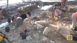 Archaeologists Discover Largest, Oldest Wine Cellar In Near East: 3,700 Year-old Www.goodnews.ws