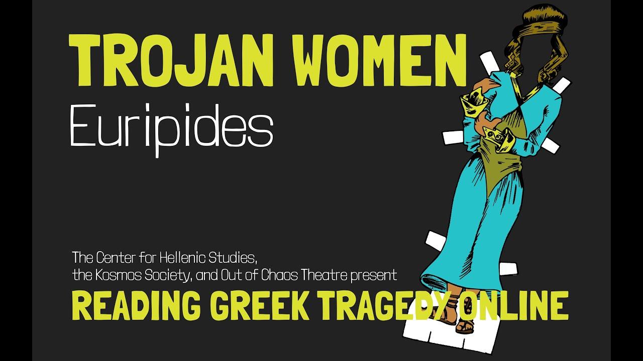 Download Trojan Women, Euripides