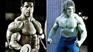 The Incredible Lou Ferrigno