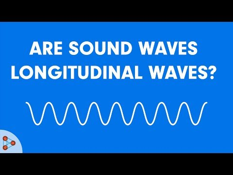 Are Sound Waves Longitudinal waves? - CBSE 9