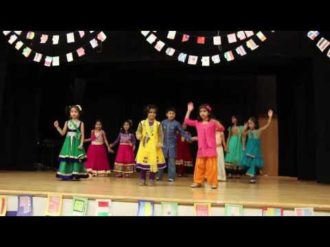Rathi Dancing in International Day
