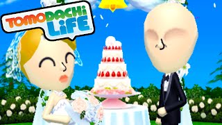 Tomodachi Life 3DS Dracula's Song, Slenderman Wedding, Magic Show Gameplay Walkthrough PART 31