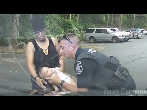 Georgia Officer Saves Choking Baby