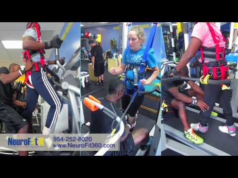 Fort Lauderdale Injury Therapy Gym NeuroFit360 - Call 954-252-8020