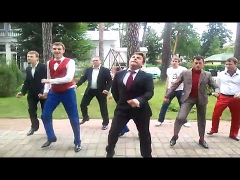 Пародию на танец