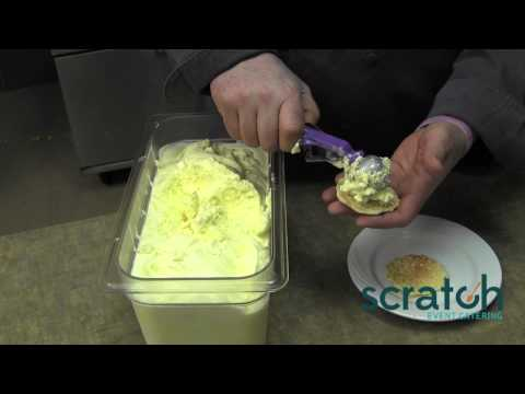 Scratch Catering Liquid Nitrogen Ice Cream for 2013 Film Dayton Oscars Gala
