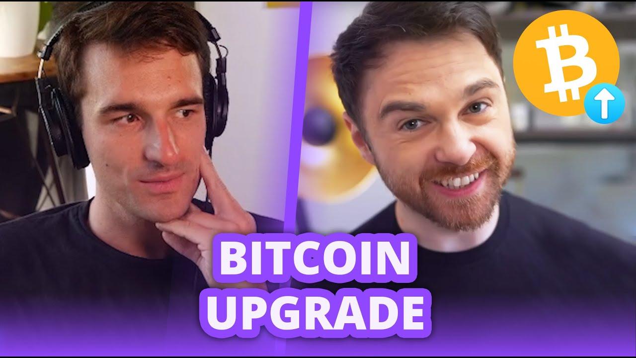 Bitcoin bekommt ein Upgrade! Reaktion auf Andrei Jikh | Finanzfluss Twitch Highlights