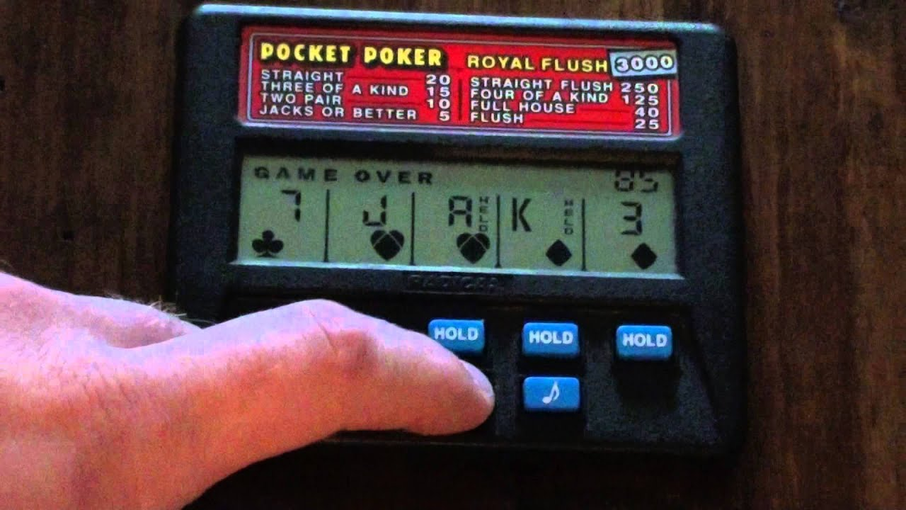Poker Pocket