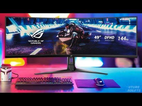 5 Best Monitors 43-49 inch for 2019 ✔️ 4K, Ultrawide