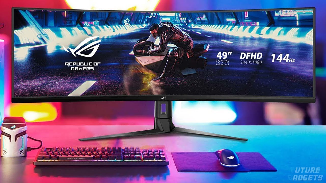 5 Best Monitors 43-49 inch for 2019 ✔️ 4K, Ultrawide, Gaming, and More