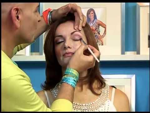 Resultado de imagen para Maquillaje de ojos para mujer madura