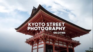 Exploring Kyoto Japan Through Street Photography Feat. EYExplore