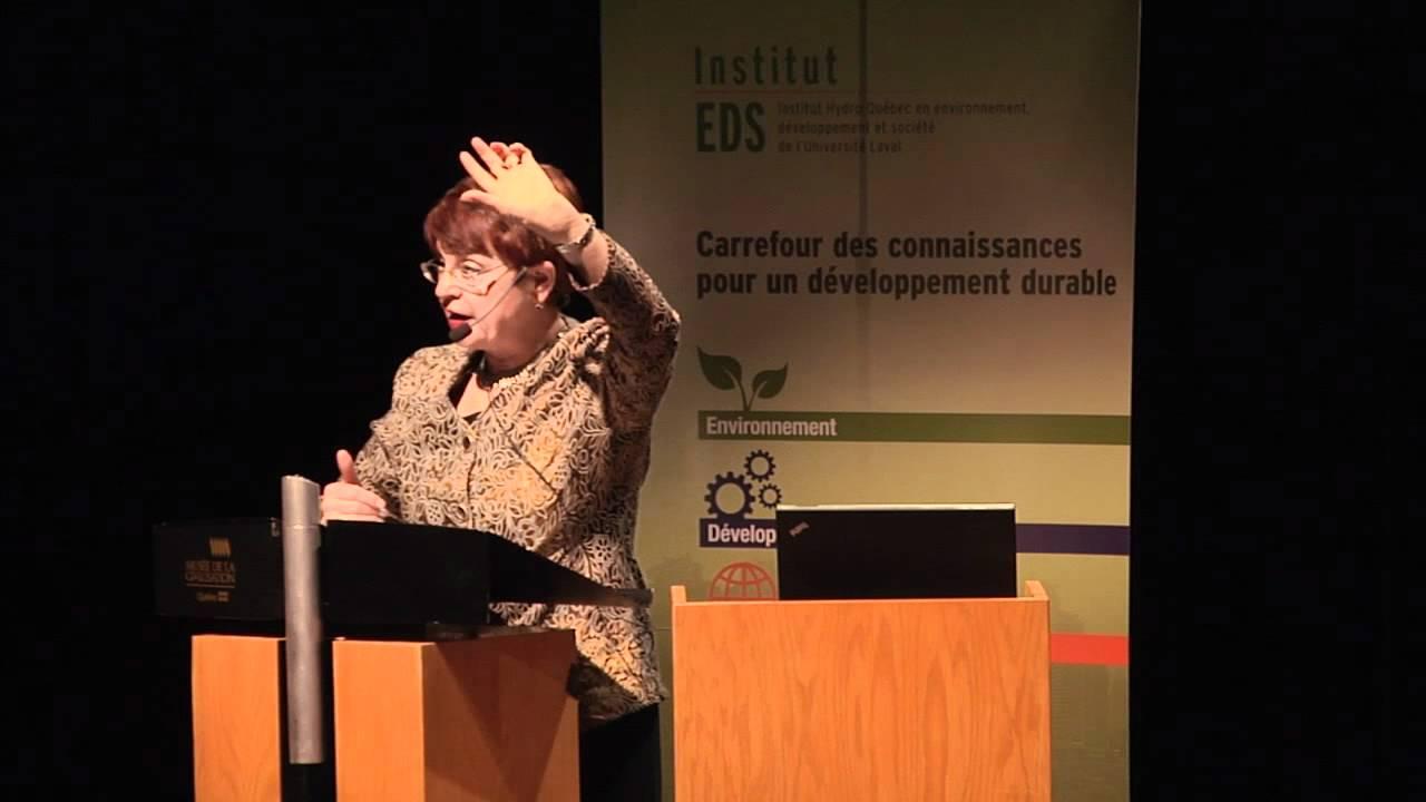 Ella Hermon - Gestion intégrée de l'eau en conditions de changements climatiques (2/4)