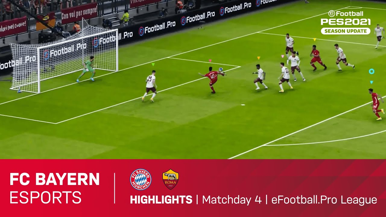 FC Bayern Esports miss opportunity against Roma