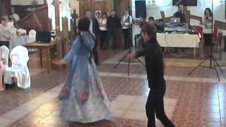 Свадьба в Армении 2016, лезгинка