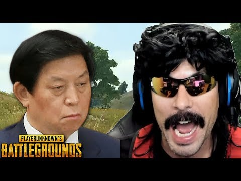 DrDisRespect's Hilarious PUBG Game with Non-English Speaker!