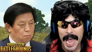 DrDisRespect's Hilarious PUBG Game with Non-English Speaker (DrDisRespect PUBG Funny Game)