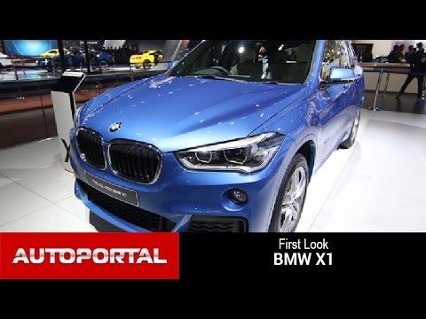 BMW X1 Auto Expo 2016- Auto Portal