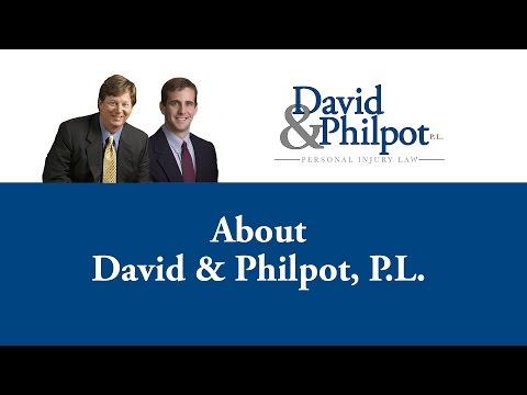 http://DavidLaw.com | 800.360.7015 The personal injury attorneys at David and Philpot, P.L. have been helping victims of auto accidents, trucking accidents, medical malpractice, nursing home abuse, and wrongful death for over...